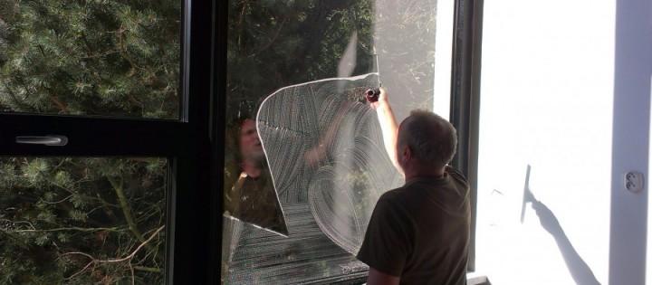 Mytí atypických oken v domácnostech Praha